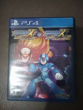 Megaman x collection 1y 2