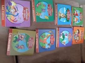 8 libros de cuentos para Aprender jugando