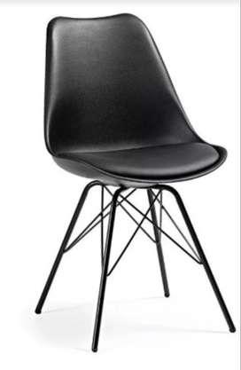 Juego de 6 sillas Eamess con almohadon