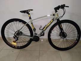 Bicicleta Todoterreno Aluminio