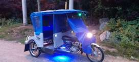 Vendo mototaxi honda