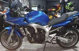 Yamaha Fz6 2009 Excelente Estado, no honda