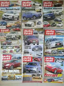 Revistas AUTO TEST