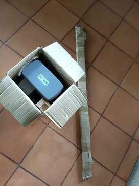 Motor eléctrico para garaje
