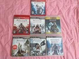 venta de juegos PS3