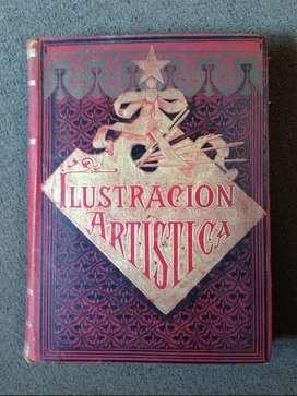 Revista Española Ilustracion Artistica
