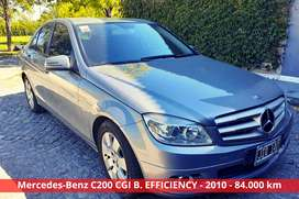 Mercedes-Benz Clase C 1.8 C200 Cgi Mt Blueefficiency