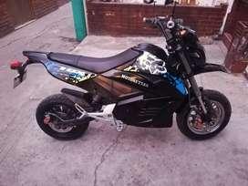 Vendo moto eléctrica 2000w