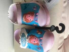 Zapatos para Niña Princesa Sofia Estilo crocs
