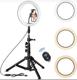 Anillo o Aro de Luz para selfie LED