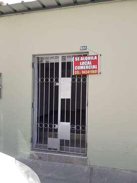 SE ALQUILA LOCAL COMERCIAL EN CENTRO DE PIURA