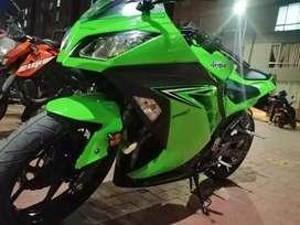 Kawasaki Ninja 250.c.c