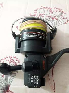 REEL DE COLECCION MARCA DAIWA MADE IN JAPAN