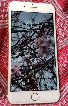 Iphone 7 Plus  Gold - 128gb
