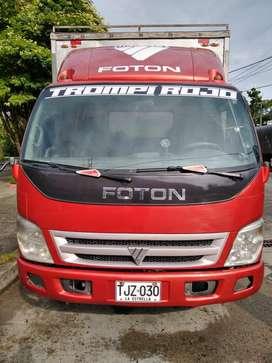 Foton 2013 (con trabajo)