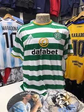 Remera futbol celtic fc escocia