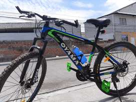 Bicicleta marca oyama