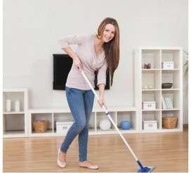 Se Ofrecen Servicios de Limpieza