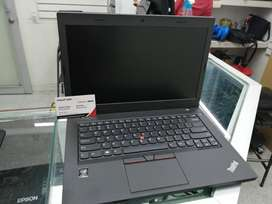 "Portátil THINKPAD L450 INTEL i5 quinta 4gb RAM 500gb HDD  pantalla de 14"""