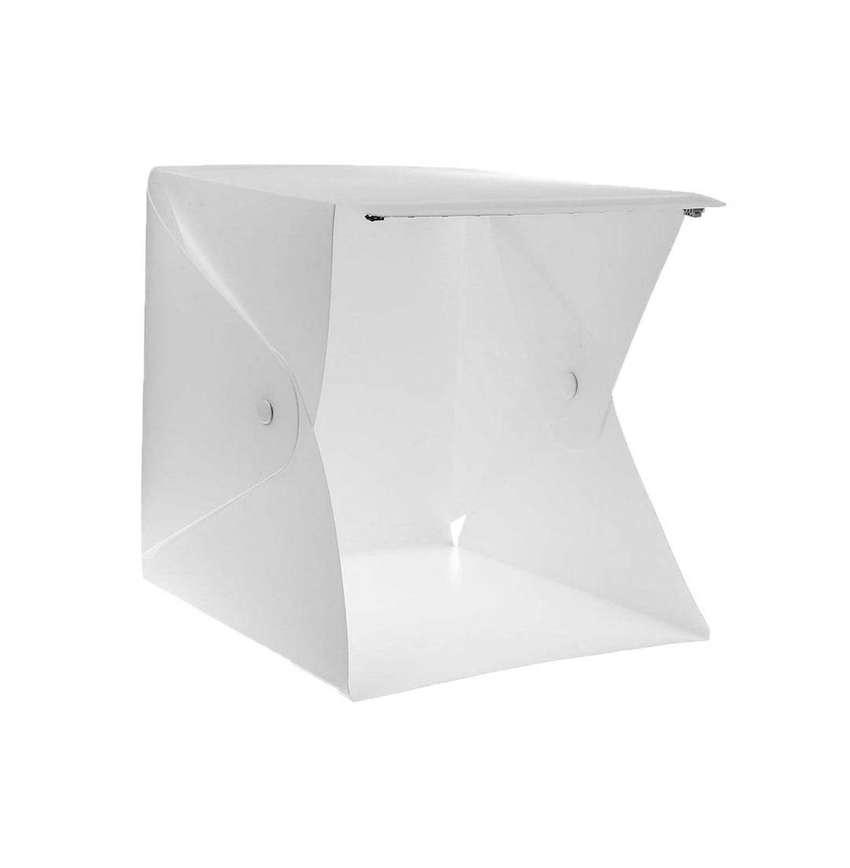 Caja Led 20x20cm Para Fotografia de Producto