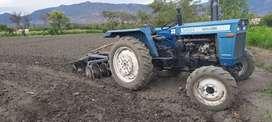 Vendo tractor agricola SH 504