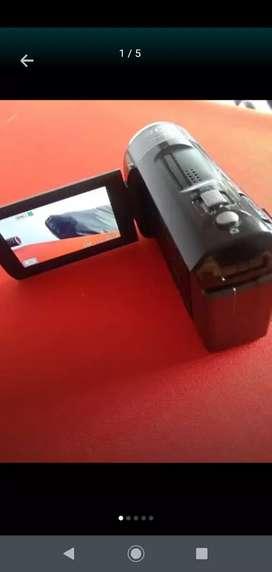 Vendo filmadora jvc casi sin uso