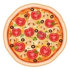 Ayudante para pizzeria