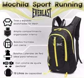 Mochilas Running