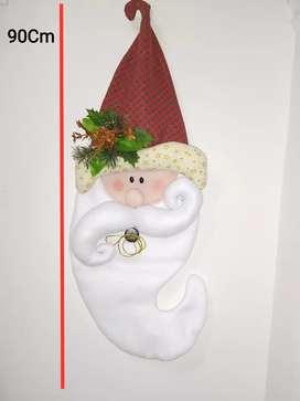Muñeco de Navidad Colgante 90 Cm