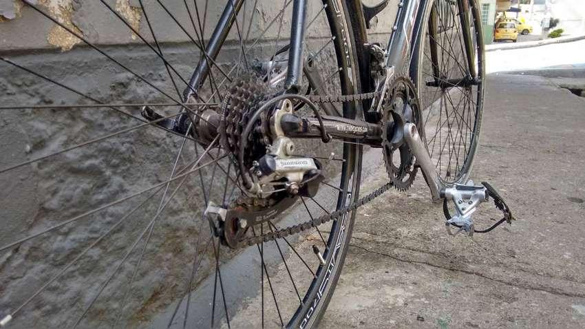 Bicicleta de ruta Electron Gw. 0
