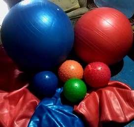 Balón de bobath.  Gym / u-o terapias