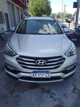 Vendo huinday San fe año 2016 impecable con 69mil km
