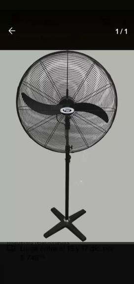 """Remato ventiladores industriales de 30"""""""