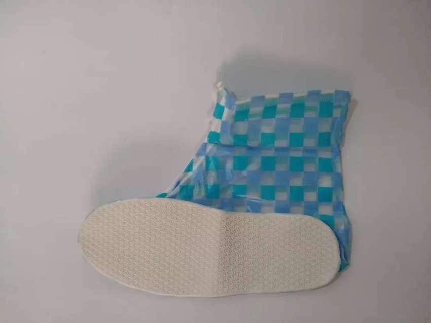 Botas para lluvi.forro protector de calzado , no se llene de impurezas
