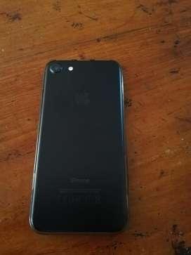 Iphone 7 32gb, vendo urgente, precio charlable