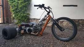 Drift Trike 110cc Triciclo de Derrape