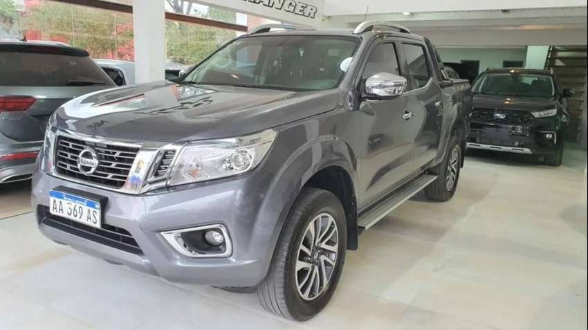 Nissan NP300 2.3 Frontier Le Cd 4x4 At