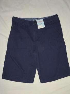 Pantaloneta de niño talla 16