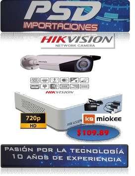 cámaras varifocal hik visión 1080