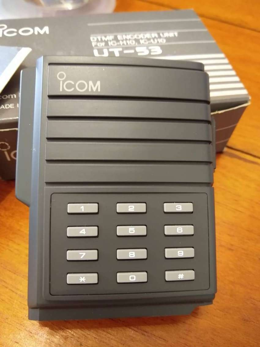 ICOM UT-53 DTMF ENCODER UNIT 0