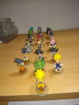 Muñecos colección Dragón Ball Z