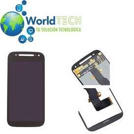 Display Lcd Touch Completo Motorola Moto E2 Xt1524 Xt1527