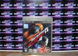 Need for Speed hot pursuit PS3 Juego Play Station 3