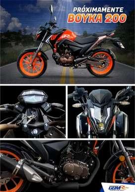 Se vende motocicleta marca GDM  motor 200 (pistera)