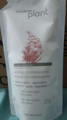 Rpto Mascara Intv Hidratación Reparadora