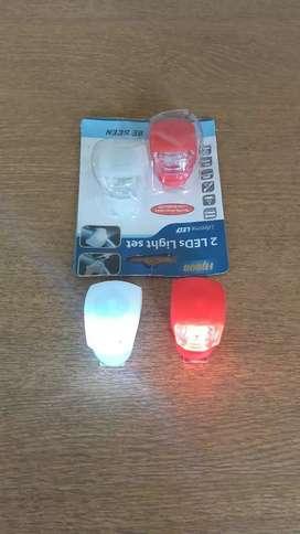 Luces led silicona