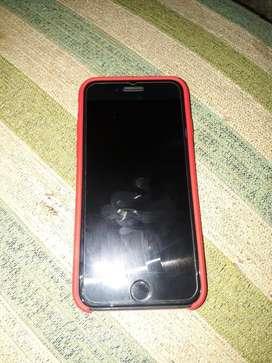 Iphone 7 (poco uso) no permuto (no anda huella)