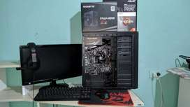 SETUP GAMER COMPLETO PC