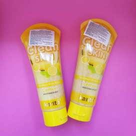 Exfoliante de limón (Nuevo)