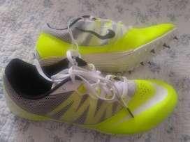 Tenis spikes para atletismo marca Nike Nuevos